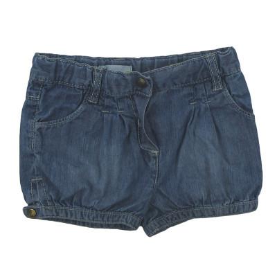 Short en jeans - OBAÏBI - 18 mois (80)