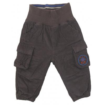 Pantalon doublé - GRAIN DE BLÉ - 6 mois (68)