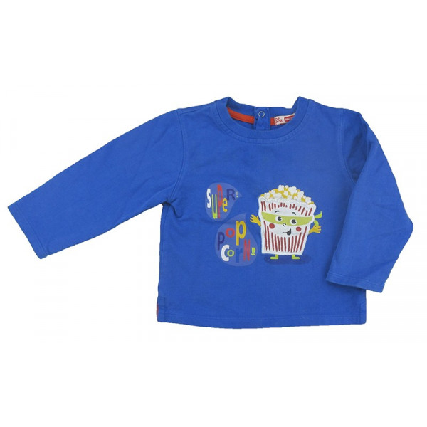 T-Shirt - DPAM - 18 mois