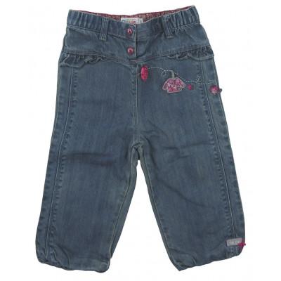 Jeans doublé - COMPAGNIE DES PETITS - 18 mois
