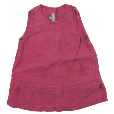 Robe en lin - PUDDING - 9-12 mois