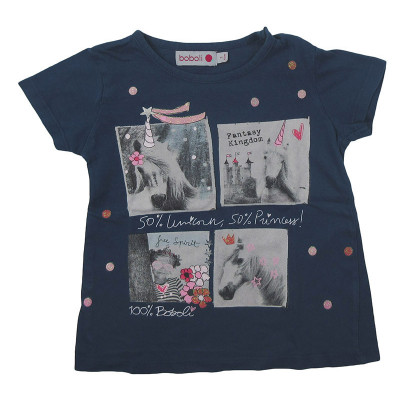 T-Shirt - BOBOLI - 2 ans (92)