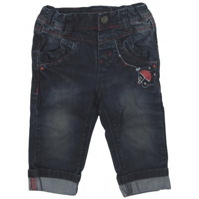 Jeans doublé - CATIMINI - 12 mois (74)