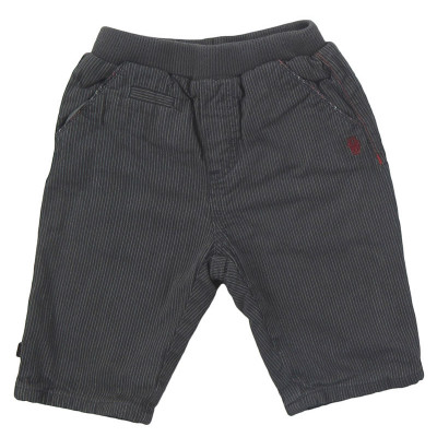 Pantalon doublé - OBAÏBI - 3 mois (60)