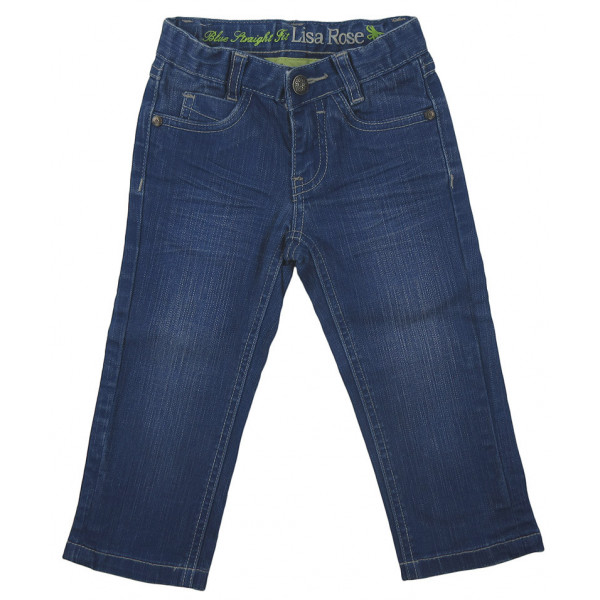 Jeans - LISA ROSE - 2 ans (86)