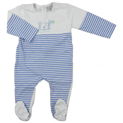 Pyjama - GRAIN DE BLÉ - 12 mois (74)