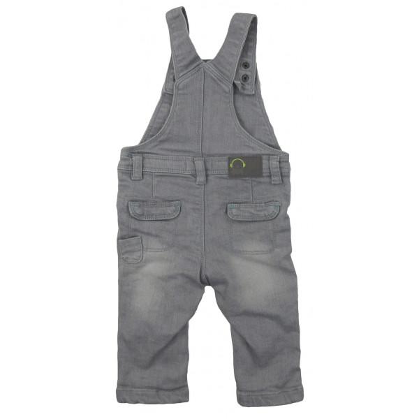 Salopette en jeans - OBAÏBI - 6 mois (67)
