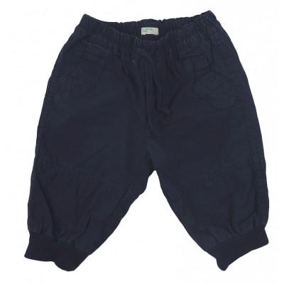 Pantalon doublé - BENETTON - 3 mois (62)
