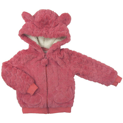 Manteau polaire - SOMEONE - 5 ans (110)