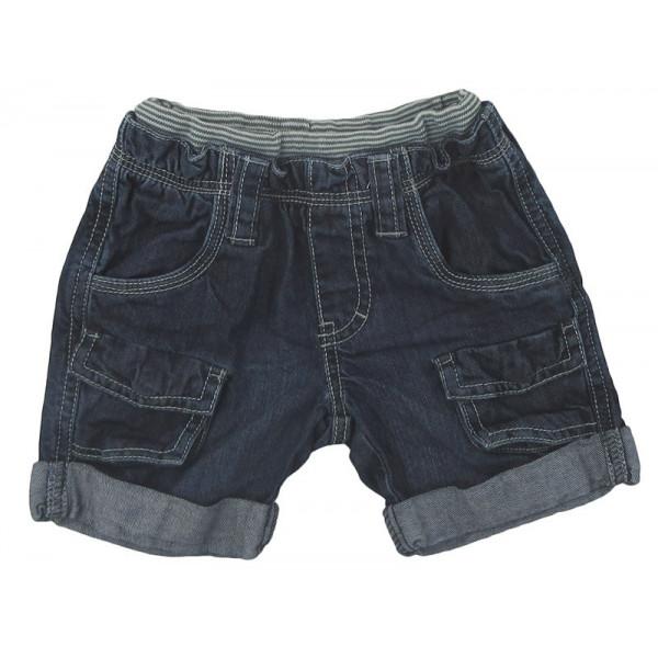 Short en jeans - VERTBAUDET - 18 mois (81)
