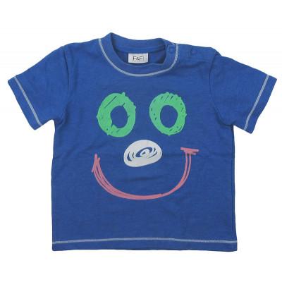 T-Shirt - F&F - 9-12 mois (80)