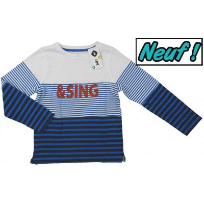 T-Shirt neuf - GRAIN DE BLÉ - 5 ans (110)
