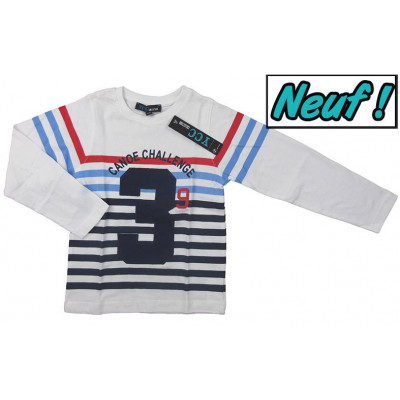 T-Shirt neuf - YCC - 5 ans (110)