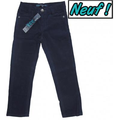 Pantalon neuf - YCC - 5 ans (110)