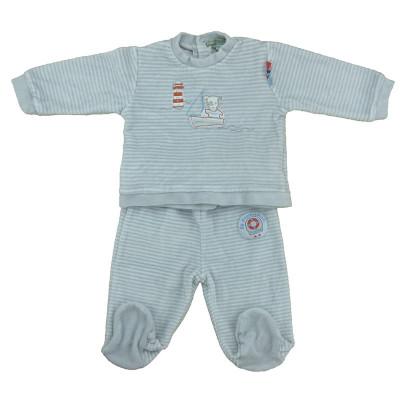 Pyjama - RÉMAMAN - 3 mois