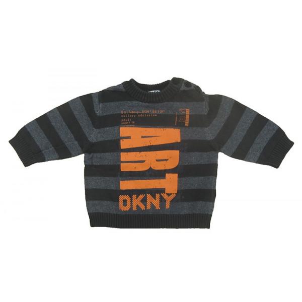 Pull - DKNY - 6 mois