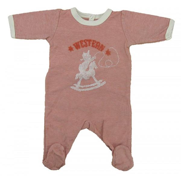 Pyjama - PETIT BATEAU - 1 mois