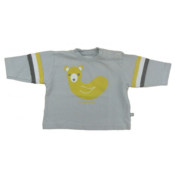 T-Shirt - P'TIT FILOU - 3 mois