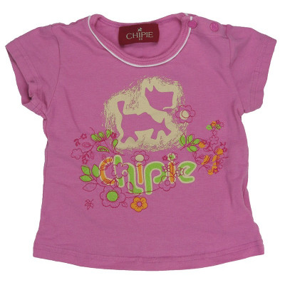 T-Shirt - CHIPIE - 12 mois