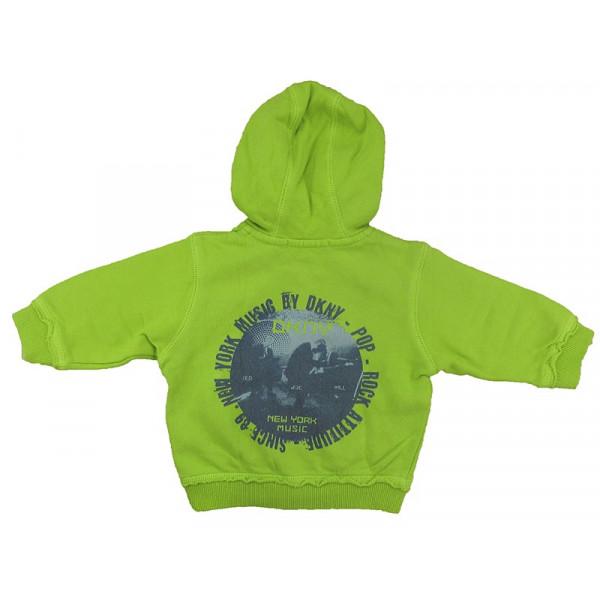 Sweatshirt - DKNY - 6 maanden