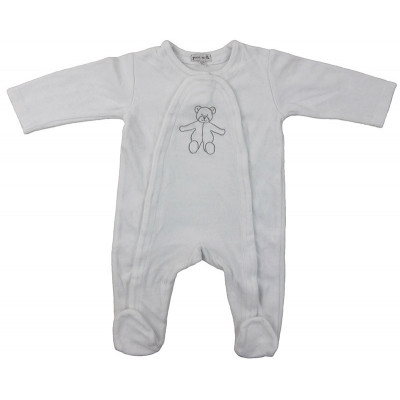 Pyjama - GRAIN DE BLÉ - 6 mois (67)