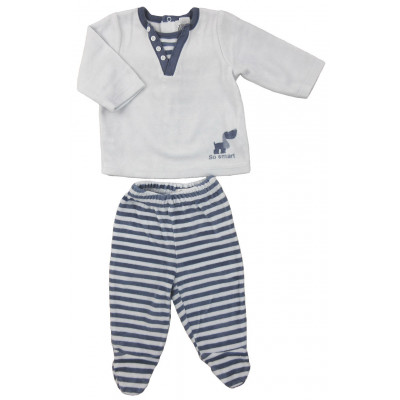 Pyjama - OBAÏBI - 3 mois (60)