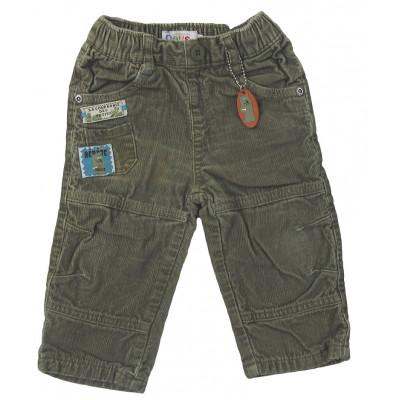 Pantalon doublé - COMPAGNIE DES PETITS - 12 mois