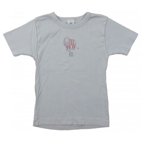 T-Shirt - PETIT BATEAU - 5 ans (108)