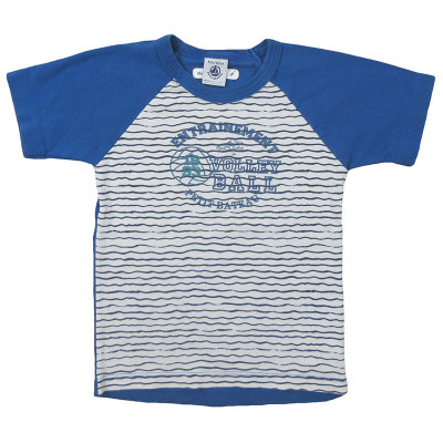 T-Shirt - PETIT BATEAU - 5 ans (110)