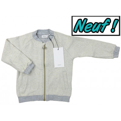 Gilet neuf - NAME IT - 9-12 mois (80)