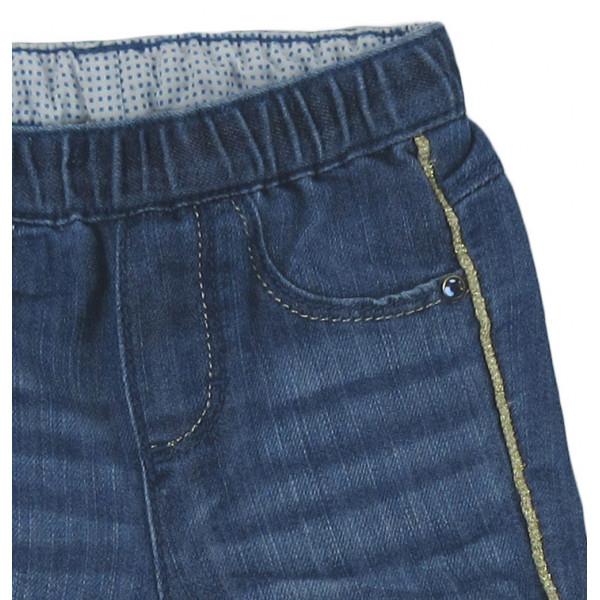 Jeans - GRAIN DE BLÉ - 6 mois (68)
