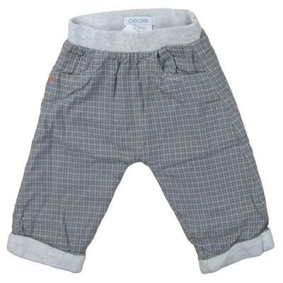 Pantalon doublé - OBAÏBI - 3 mois (59)