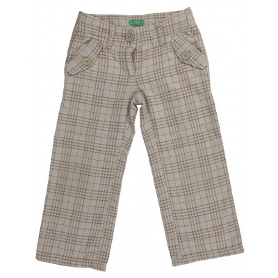 Pantalon - BENETTON - 2-3 ans (100)