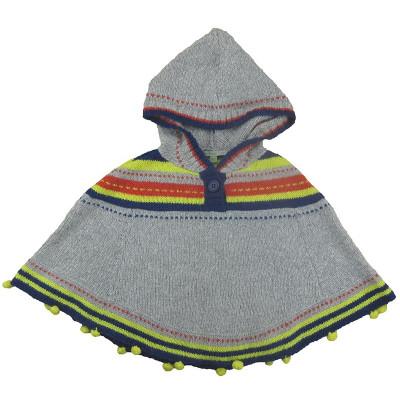 Poncho - PRÉMAMAN - 18 mois