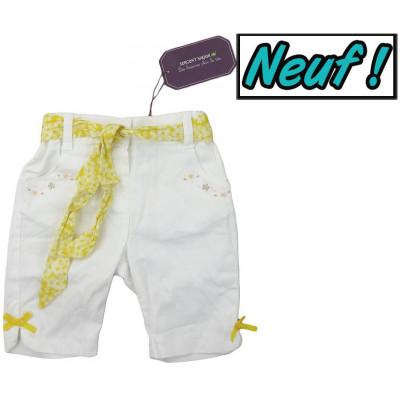 Pantalon neuf - SERGENT MAJOR - 6 mois (68)