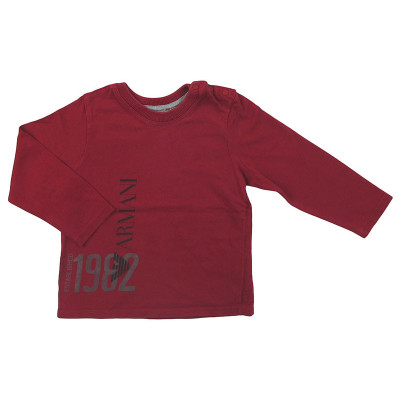 T-Shirt - ARMANI - 12 mois (74)