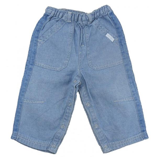 Jeans - PRÉMAMAN - 12 mois