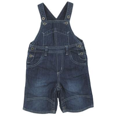 Salopette jeans - DPAM - 12 mois (74)