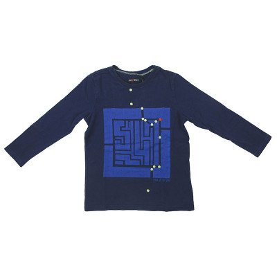 T-Shirt - SORRY 4 THE MESS - 4 ans (102)