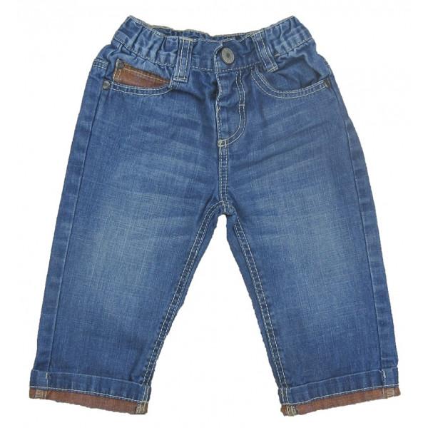 Jeans - GRAIN DE BLÉ - 12 mois
