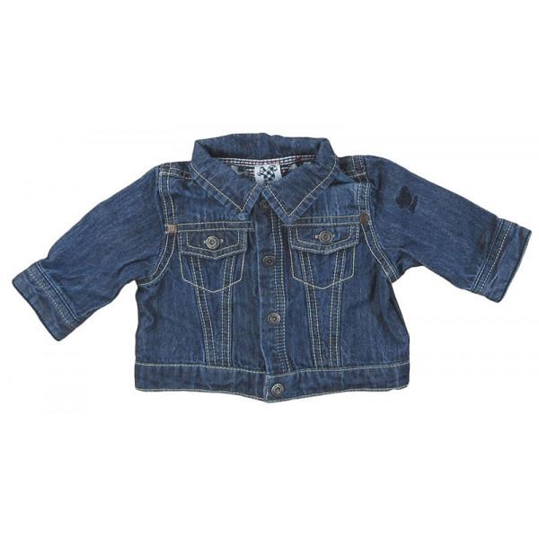 Veste en jeans - CHICCO - 0-1 mois (50)
