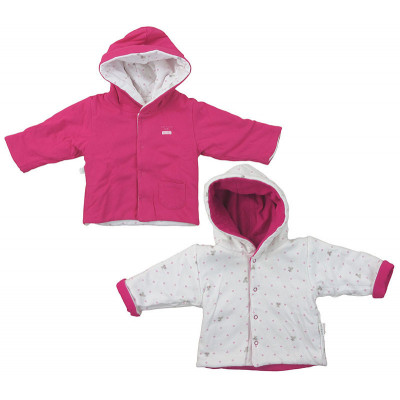 Manteau réversible - ABSORBA - 1 mois