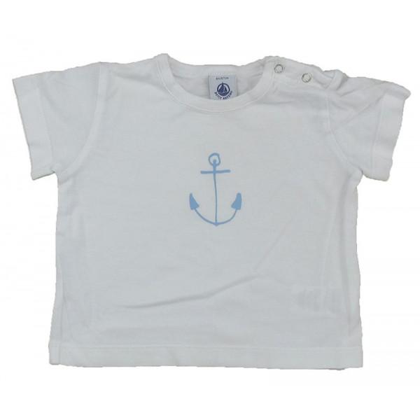 T-Shirt - PETIT BATEAU - 6 mois