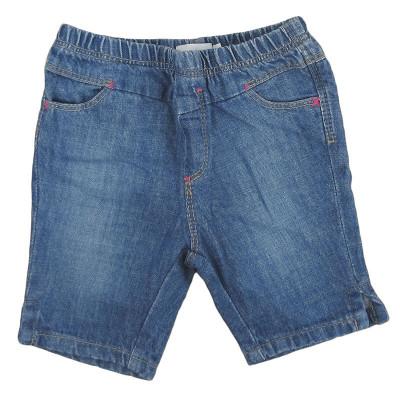 Pantacourt jeans - P'TIT FILOU - 6 mois (68)