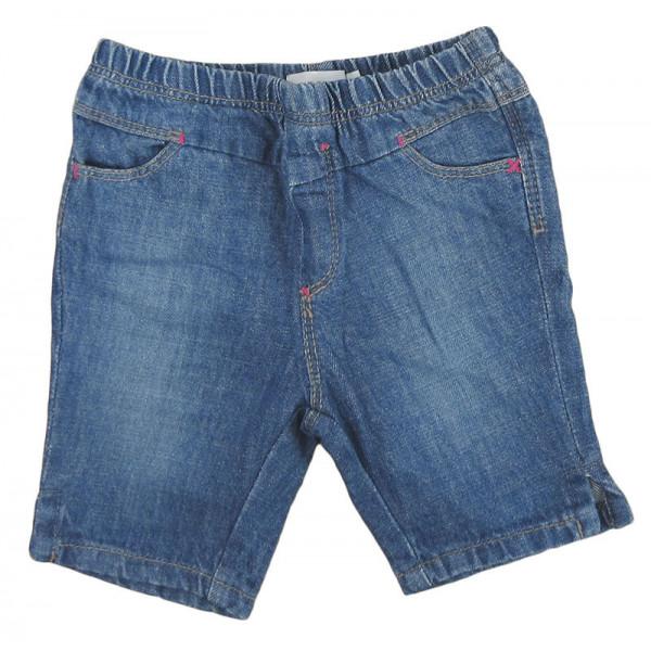 Panta-court jeans - P'TIT FILOU - 6 mois (68)
