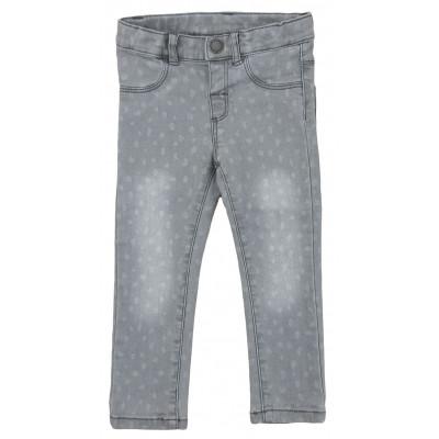 Jeans - GRAIN DE BLÉ - 2 ans (86)