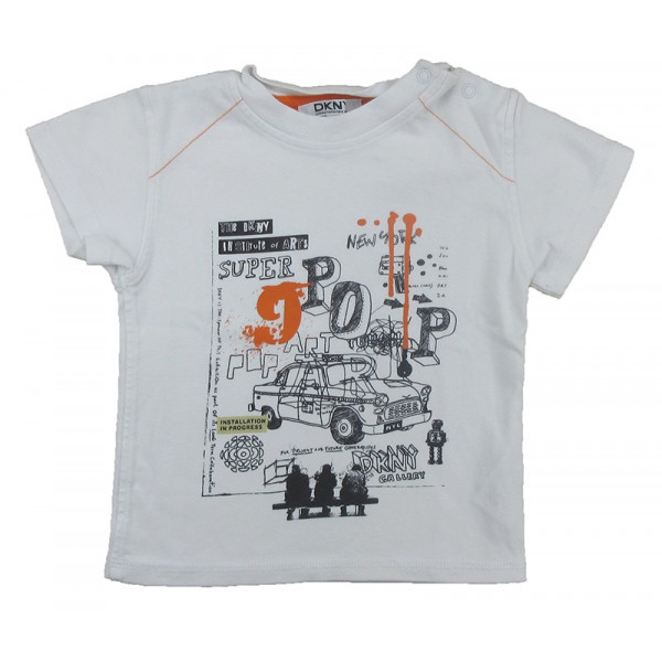 T-Shirt - DKNY - 18 mois