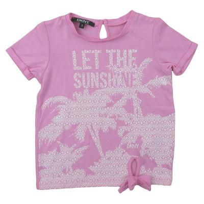T-Shirt - DKNY - 3 ans