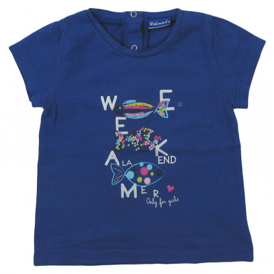 T-Shirt - WEEKEND A LA MER - 2 ans