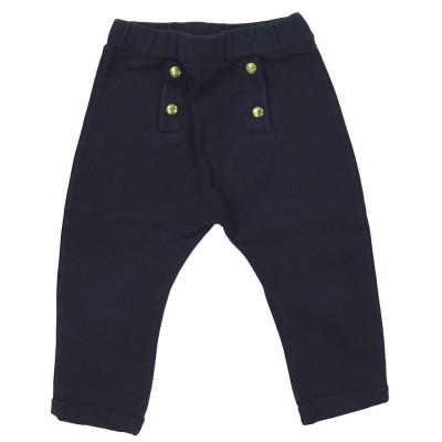 Pantalon training - PETIT BATEAU - 18 mois (81)